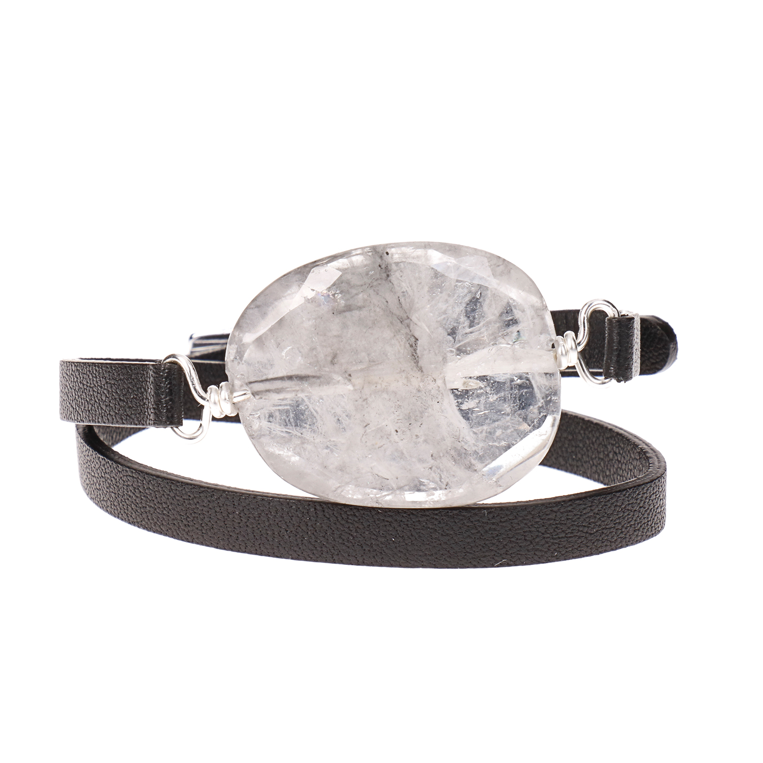 202154d68a5 TIME TO ROCK ™ SLIM – cloudy quartz | New Vintage By Kriss